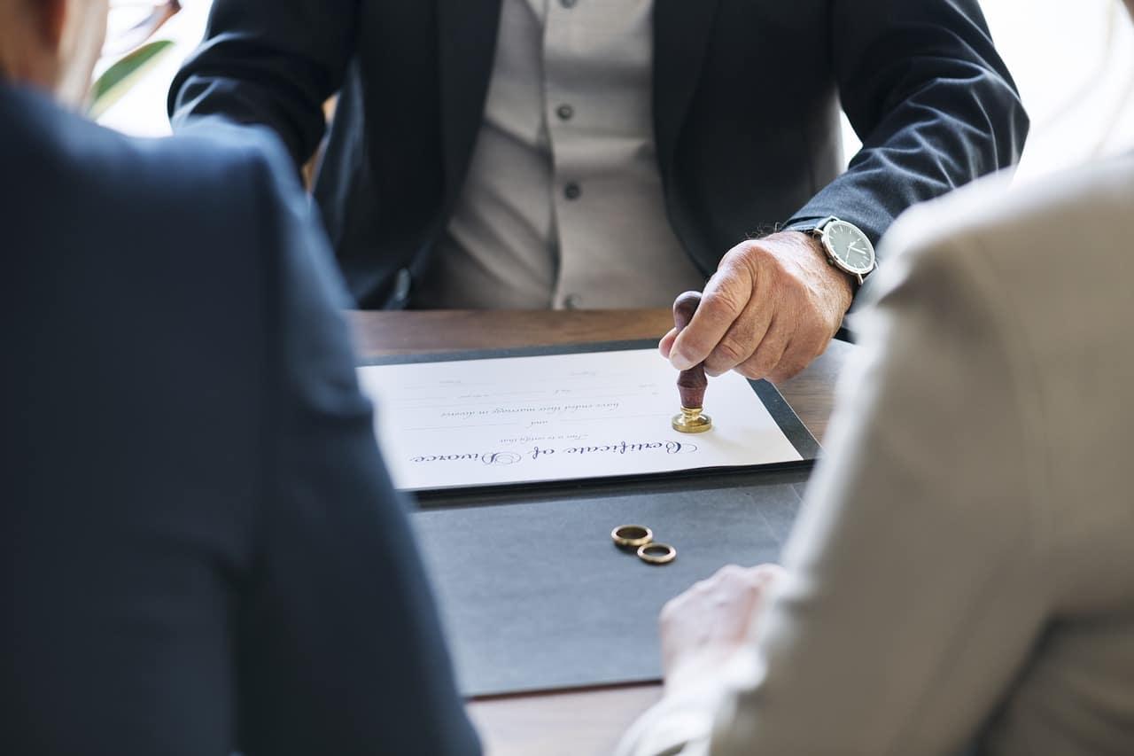 Un avocat vous aide pour la rédaction de la convention
